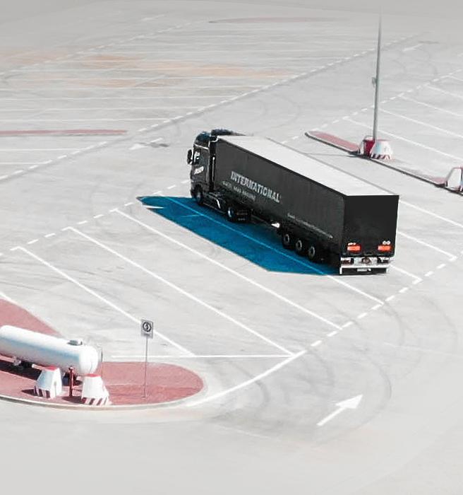 parcare privata securizata facilitati